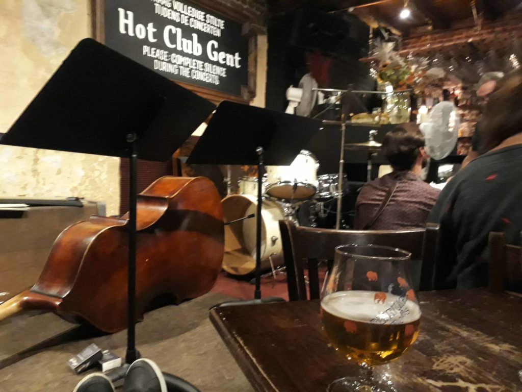 Hot Club, casa de Jazz.